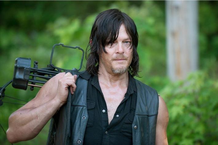 """""""The Walking Dead"""" geht weiter: Fox präsentiert die sechste Staffel ab 12. Oktober als globale Premiere"""