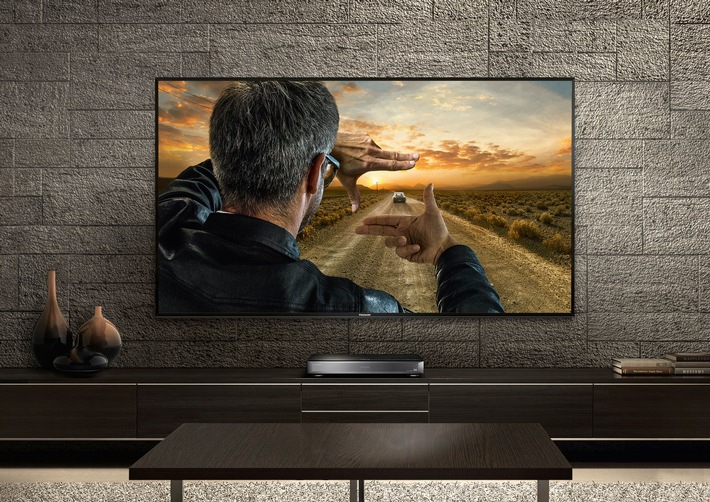 Panasonic TVs 2016 - Made in Hollywood