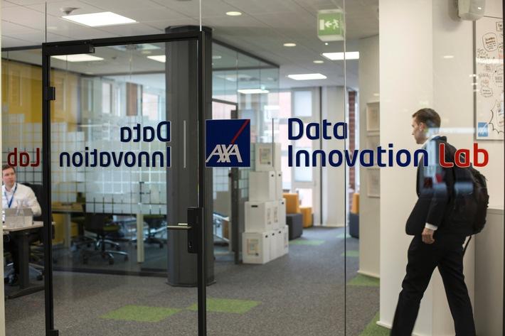 Daten-Kompetenz: AXA öffnet Data Innovation Lab in Köln