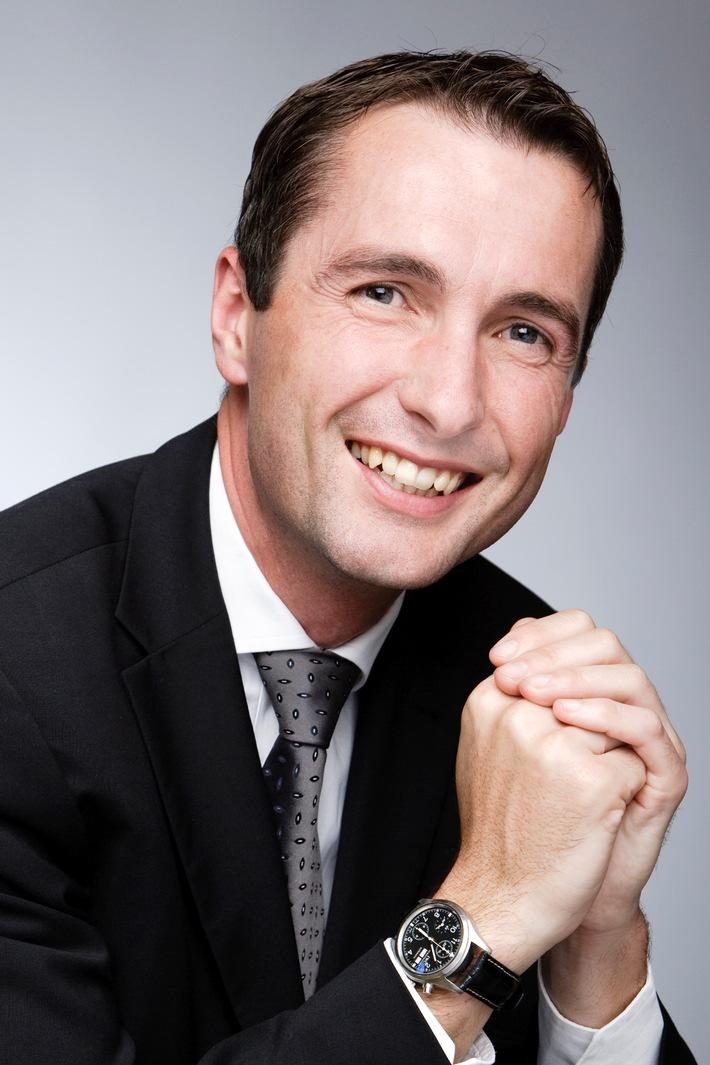 Führungswechsel bei Synpulse / Christoph Nützenadel wird neuer CEO