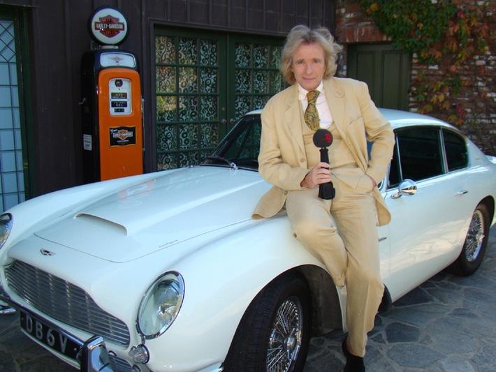 TALK OF FAME - NEWSTICKER // Bond total bei Christina Schulte, Colin Farrell im Drogenrausch und Gottschalk im 007-Auto