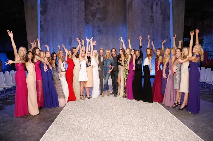"""""""Germany's next Topmodel - by Heidi Klum"""" ist die Nummer 1 der Quoten-Charts am Donnerstagabend"""