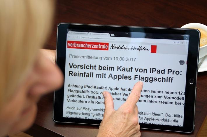 Vorsicht beim Kauf von iPad Pro: Reinfall mit Apples Flaggschiff