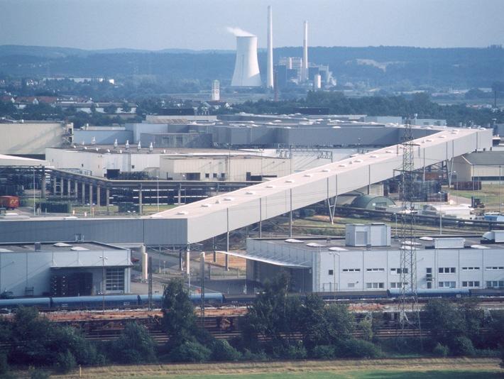 Schneller, flexibler und umweltschonend: Zehn Jahre Industriepark Ford Saarlouis