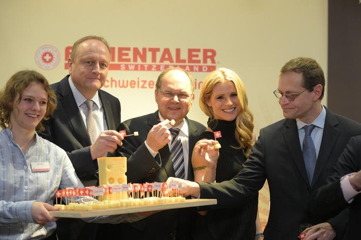 """Grüne Woche 2016: Bundeslandwirtschaftsminister Schmidt: """"Grüne Woche ist nicht zu doubeln!"""""""