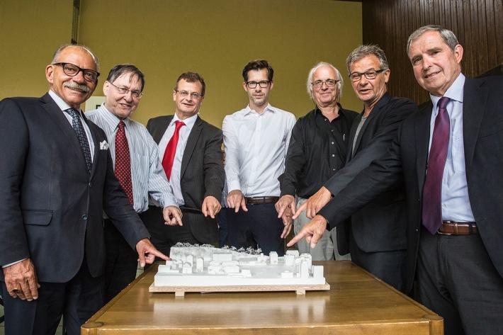 Architekturwettbewerb Hochschulcampus FFHS und FernUni Schweiz ist entschieden