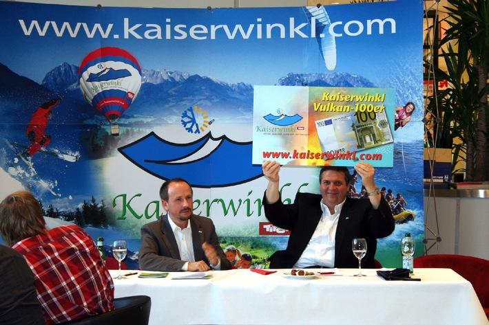 Mit wenig Asche, viel abstauben - 100 Euro Rabatt auf Urlaub im Kaiserwinkl/Tirol - BILD
