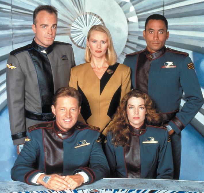 Bruce Boxleitner schlug sie alle - Der TV-Star mit Kultserie 'Babylon 5' auf TELE 5 // Ab 01. April, immer donnerstags um 20.15 Uhr auf TELE 5