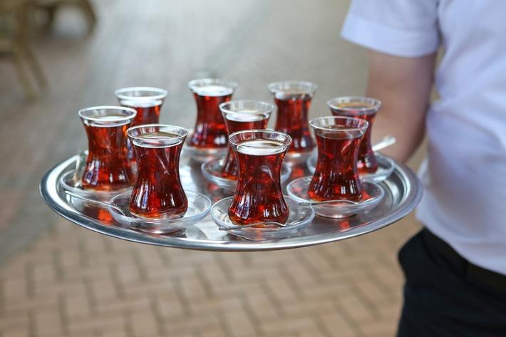 Größter türkischer Teeproduzent setzt auf biologischen Anbau und exportiert verstärkt nach Europa