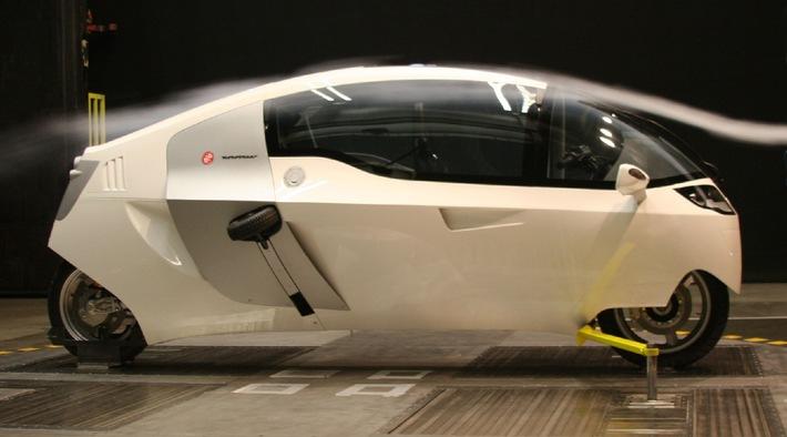 Clean Mobility - PERAVES Fahrzeugplattformen mit höchster Energieeffizienz