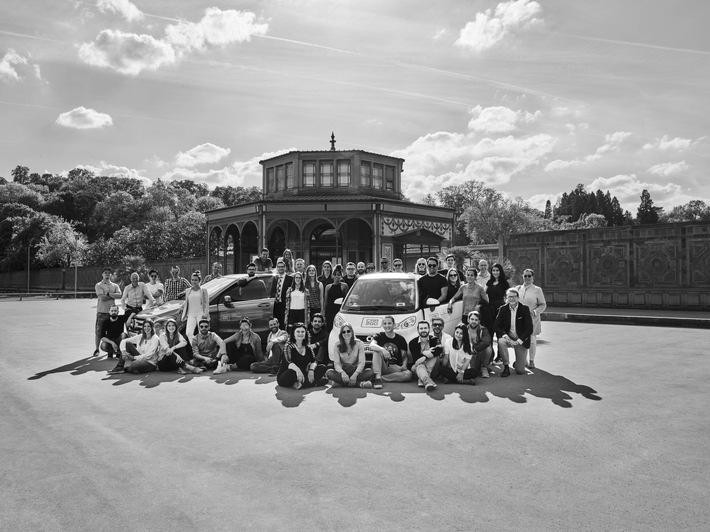 car2go hat 100.000 Kunden in Stuttgart und stellt sie ins Rampenlicht