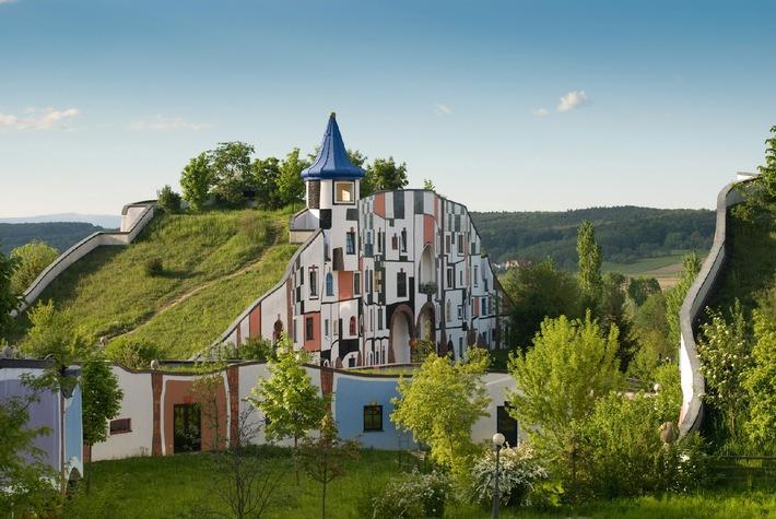 Gesucht: Erinnerungen aus 15 Jahren Rogner Bad Blumau - BILD