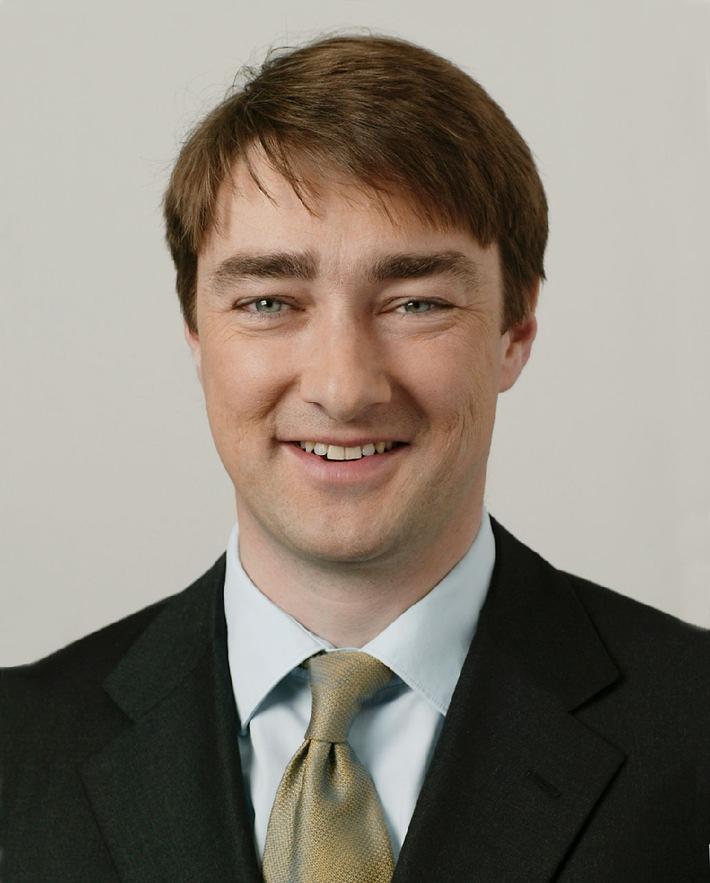 Alexander Gut, nouveau membre de la direction de KPMG Suisse
