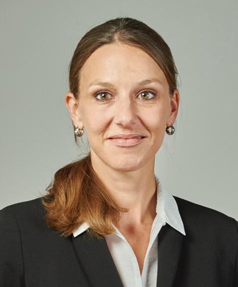 Martina Vieli est la nouvelle responsable Communication d'entreprise SSR