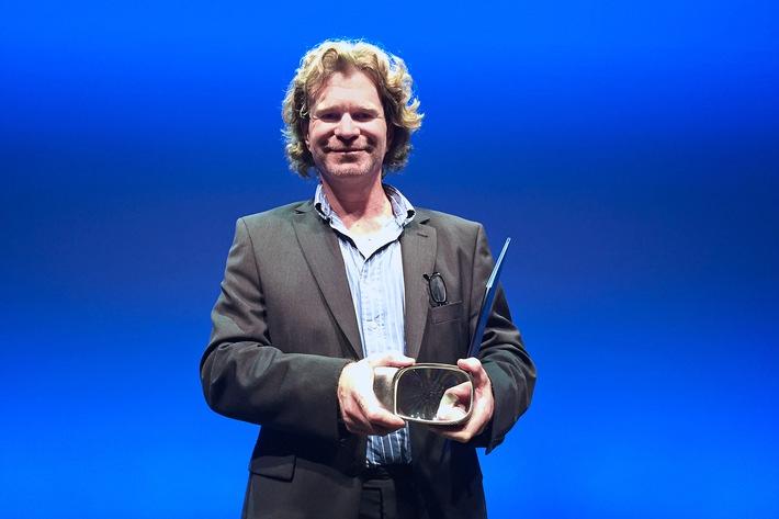 MDR-Autor mit Ernst-Schneider-Preis 2016 ausgezeichnet
