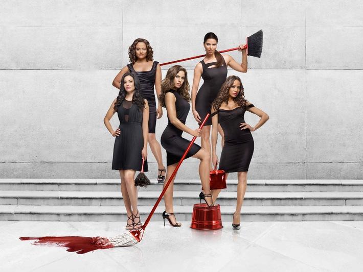 """""""Desperate Housewives""""-Macher Marc Cherry schrieb die neue US-Serie """"Devious Maids"""" - ab 15. Oktober auf ProSieben"""