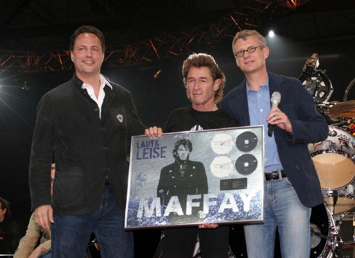 Peter Maffay und SONY BMG verlängern um weitere fünf Jahre