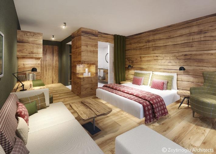 Schladming bekommt ein neues Hotel im Premium-Segment - BILD