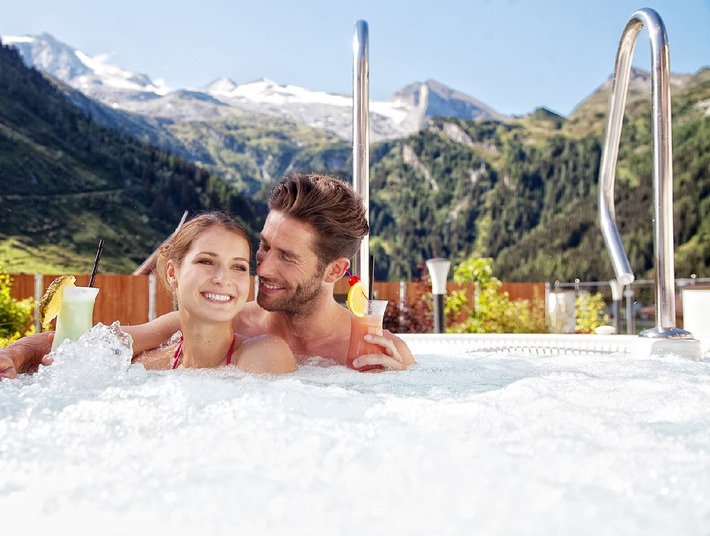 Sommer-Skiurlaub im Klausnerhof in den Zillertaler Alpen - BILD