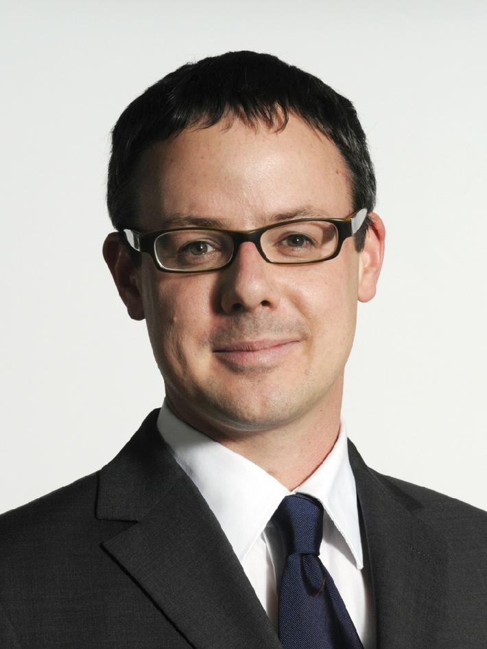 Nouveau rédacteur en chef adjoint chez SWI swissinfo.ch