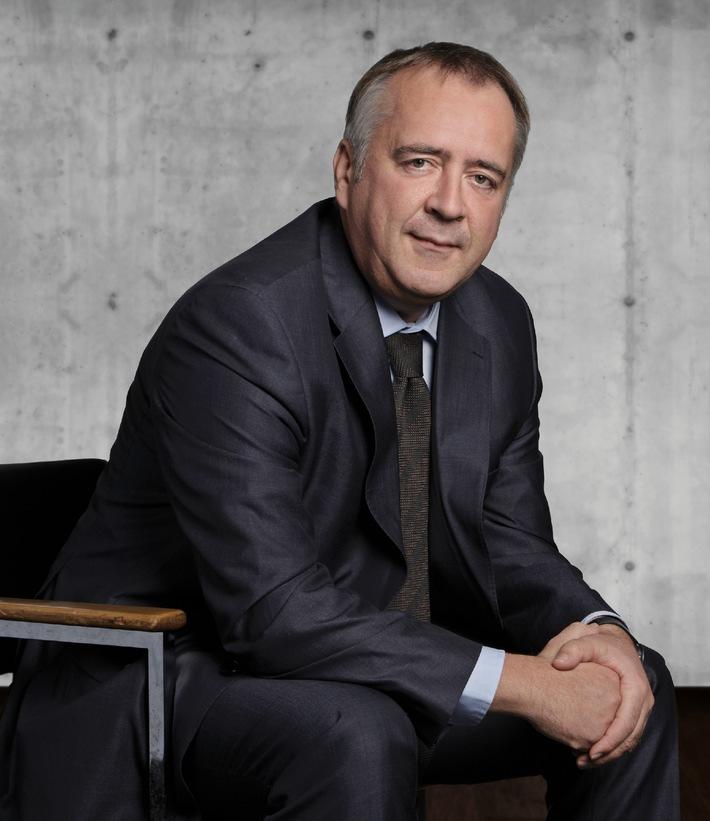 Ford Europa beruft Ford Focus- und C-MAX-Konstrukteur Gunnar Herrmann zum Vizepräsidenten für Qualität