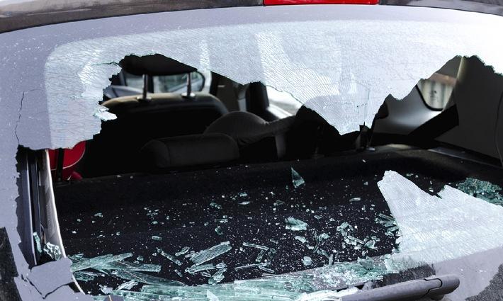 Vandalismus: 39 Prozent der Autofahrer waren bereits betroffen