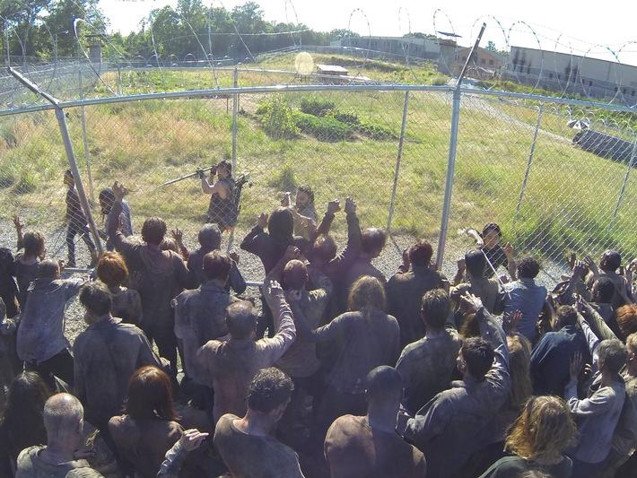 """25 Millionen Zuschauer: """"The Walking Dead"""" mit Erfolgsquoten in ganz Europa"""