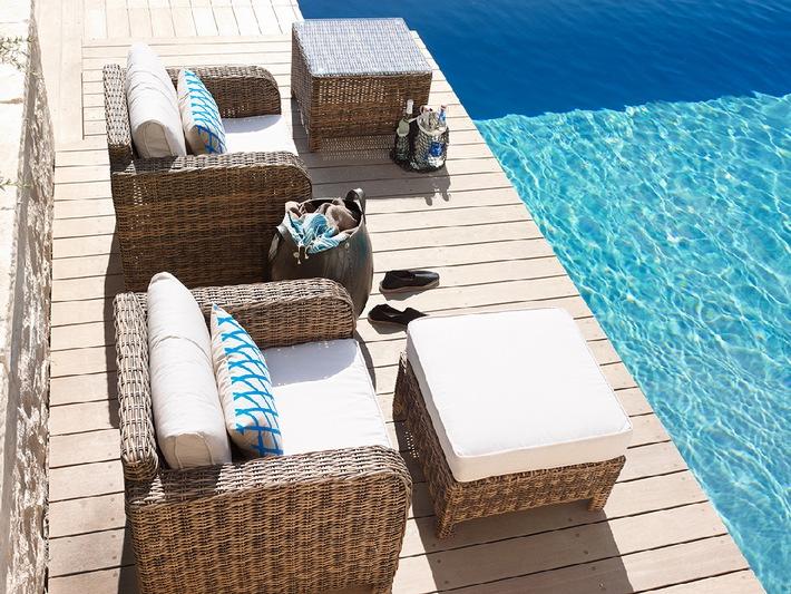 Gartenmöbel für Sommerträume/Do it + Garden Migros