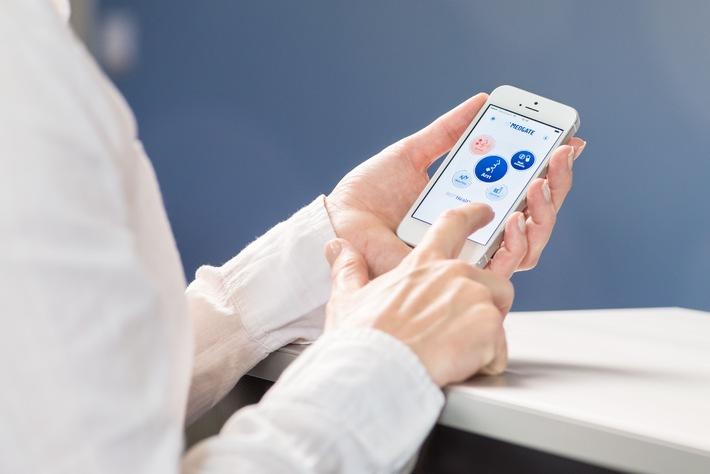 Gestion de la santé via App / Avec le «360°Healthmanager» Medgate introduit en collaboration avec Swisscom une solution de santé mobile (mHealth) pour la Suisse (Image)