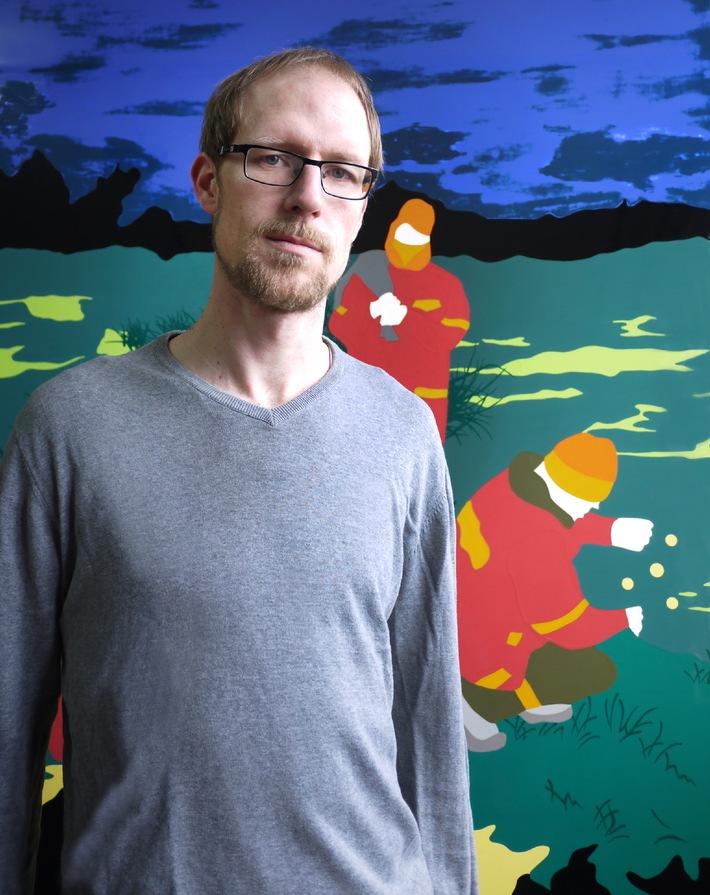 Stefan Schiek gewinnt den PHÖNIX 2014 / 20.000 Euro Preisgeld gehen an Künstler aus Weimar