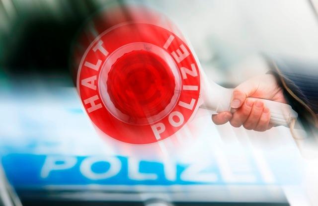 POL-REK: Polizei stoppt berauschten Fahrer - Wesseling