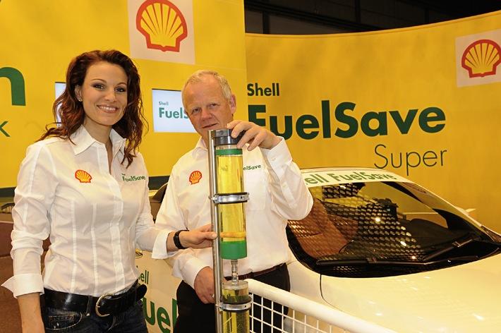Shell FuelSave Kraftstoff spart bis zu 1 Liter pro Tankfüllung (mit Bild) / Shell FuelSave Kraftstoffe ab sofort an Shell Stationen erhältlich