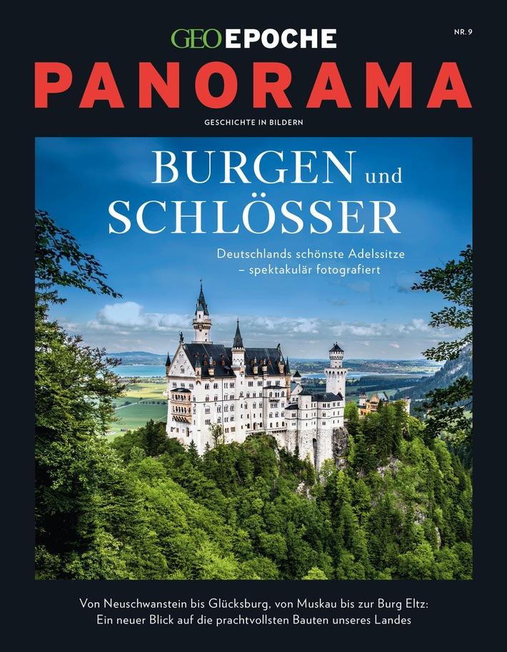 GEO EPOCHE PANORAMA zeigt Deutschlands schönste Burgen und Schlösser