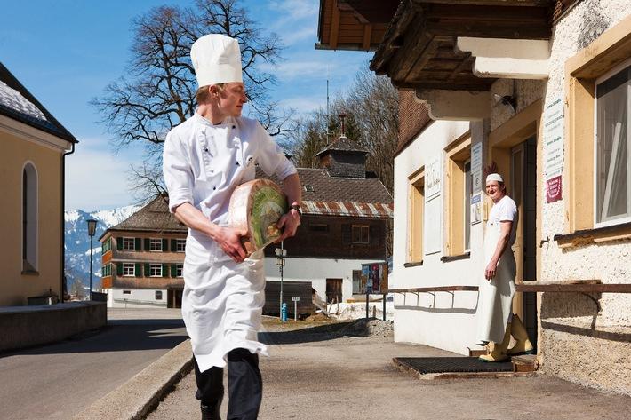 Bregenzerwald: Neue Angebote für Genussfreudige