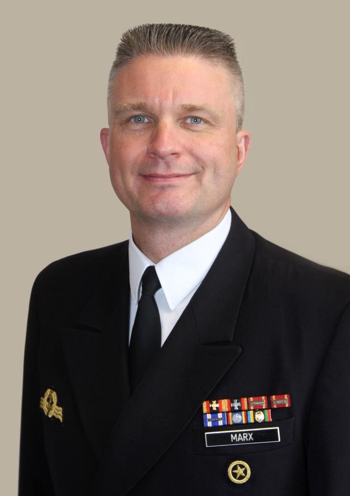 Wechsel an der Spitze des 4. Fregattengeschwaders