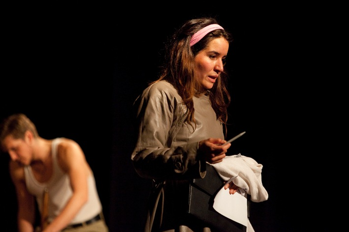 Migros-Kulturprozent: Schauspiel-Wettbewerbe 2013 / Ausgezeichneter Schauspielnachwuchs 2013