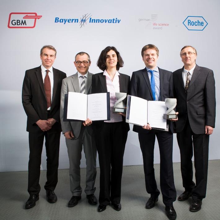 German Life Science Award verliehen