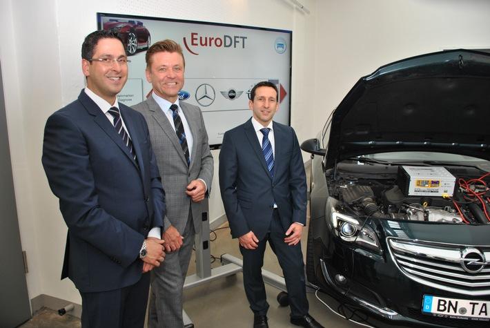 Erfolgreicher Start für EuroDFT