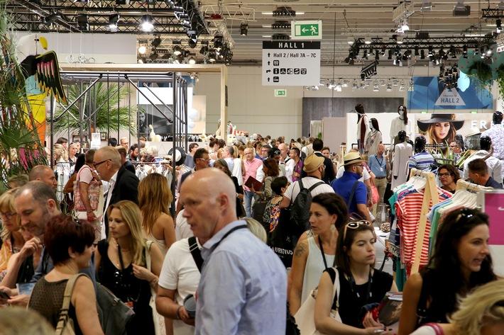 Panorama Berlin wächst um 25 Prozent / Modemesse mit 712 Kollektionen in zehn Messehallen vom 19. bis 21. Januar 2016 im Berlin ExpoCenter City