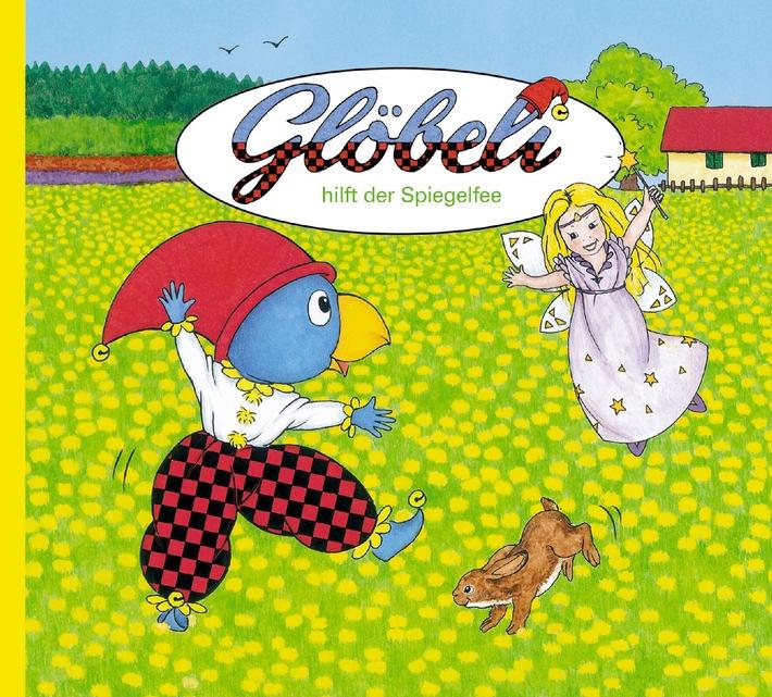 Glöbeli hilft der Spiegelfee / Glöbeli und Otto der Goldfisch