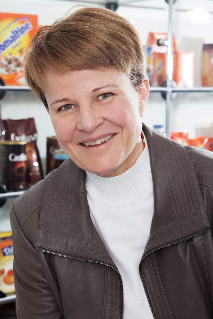Béatrice Benkler, nouvelle directrice des ressources humaines de Wander SA