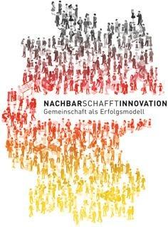 NACHBARschafftINNOVATION: Gemeinschaftsprojekte mit Vorbildfunktion für Deutschlands Zukunft gesucht