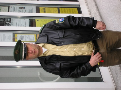 """POL-SHDD: Bauschheim - Werner Demel """"Schutzmann vor Ort"""""""