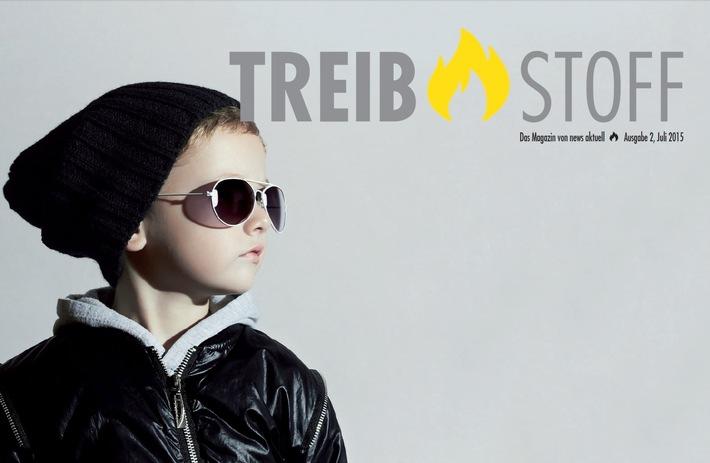 Zweite Ausgabe von TREIBSTOFF erschienen - das Magazin der dpa-Tochter news aktuell