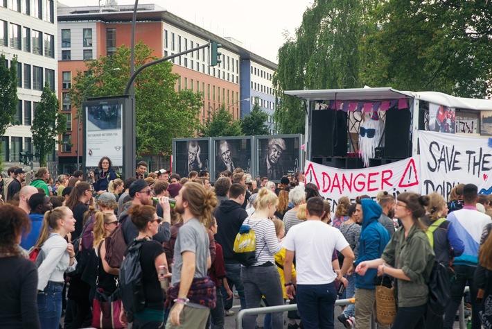 G20-Gipfel in Hamburg: Bildmaterial zur redaktionellen Berichterstattung