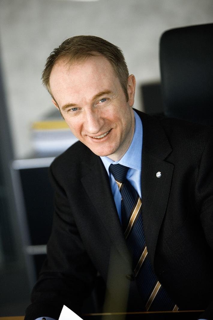 Bruno Ehrler nommé nouveau directeur général du Touring Club Suisse (TCS)