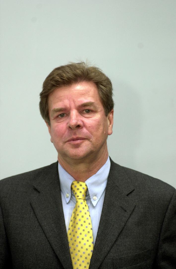 Norbert Bensel neuer Personalvorstand bei der Deutschen Bahn AG