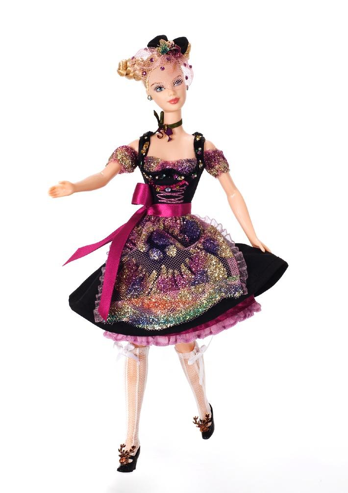 Barbie goes wiesn mit bild m nchner for Garderobe duden