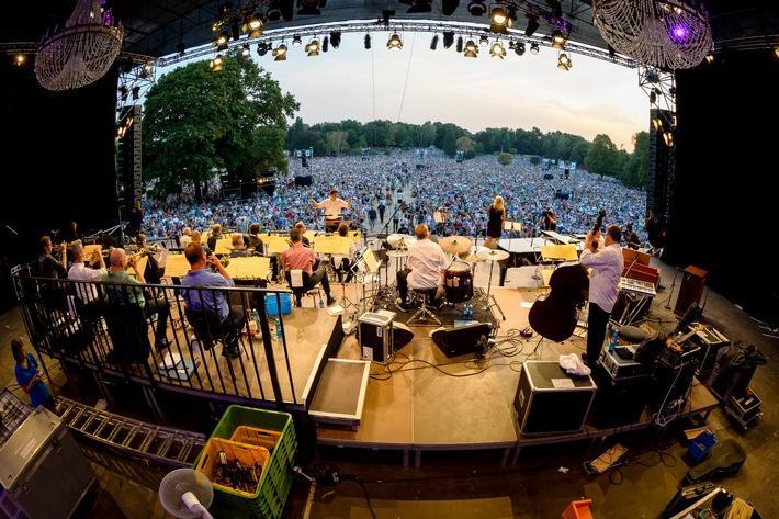 Nürnberg wird Mekka für Jazzfans - Europas größtes Jazz-Open-Air-Konzert