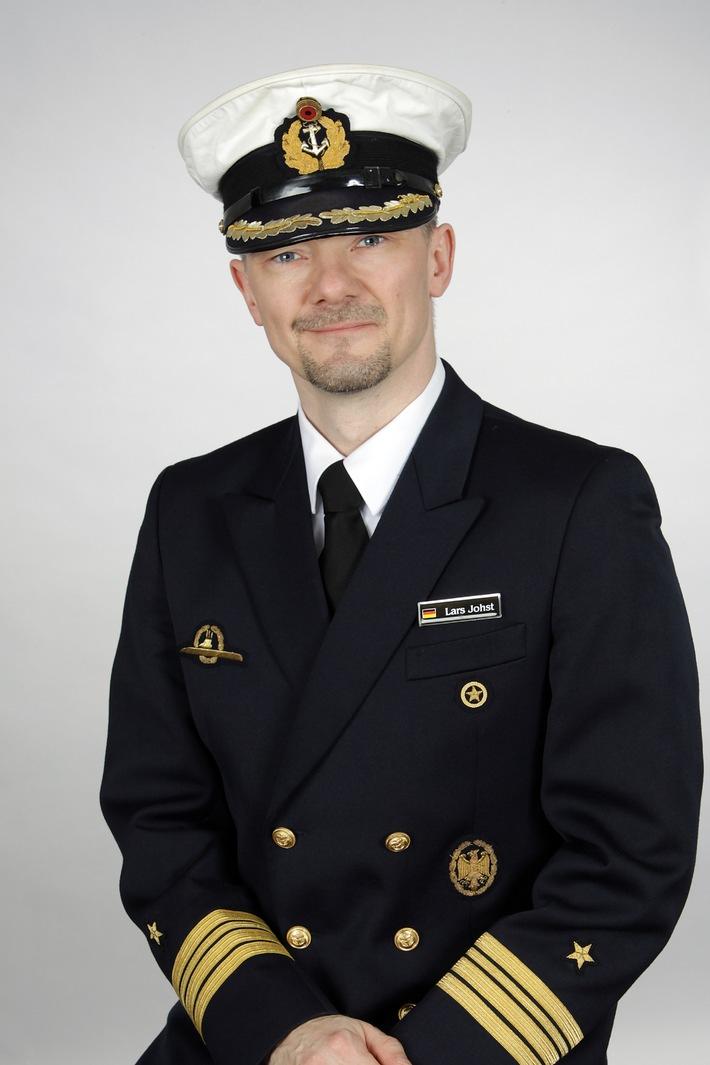 Kommandowechsel im 1.Ubootgeschwader